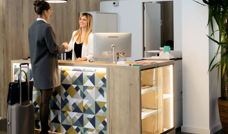 Hospitality Industry Printing
